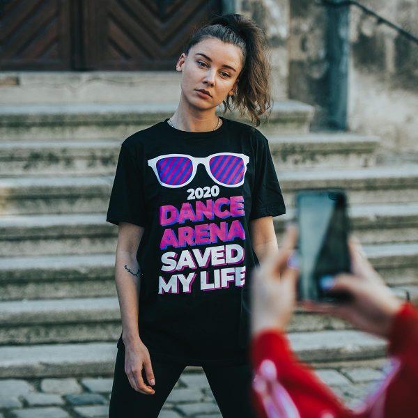 Dance Arena Saved My Life